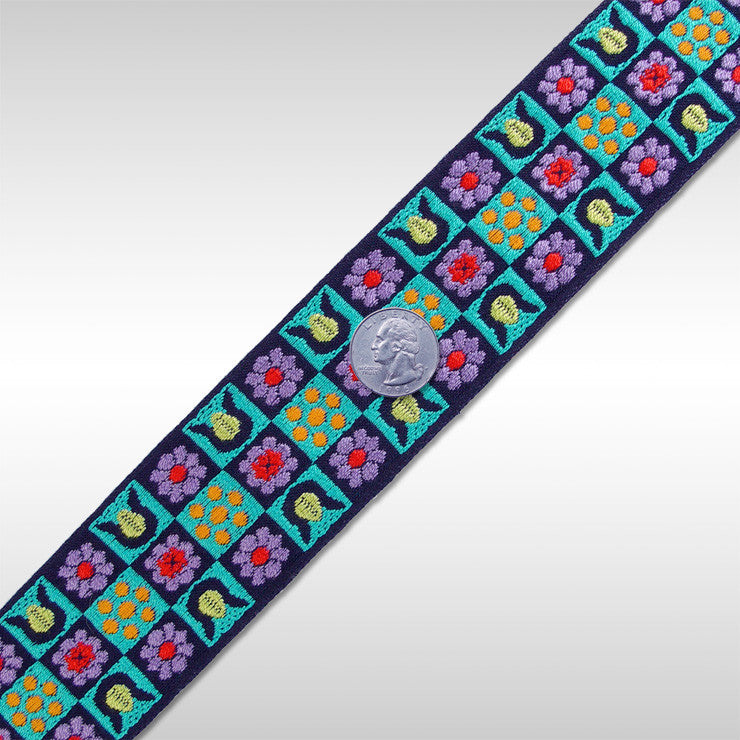 Jacquard Trim BR159 BR159 04 - NY Fashion Center Fabrics