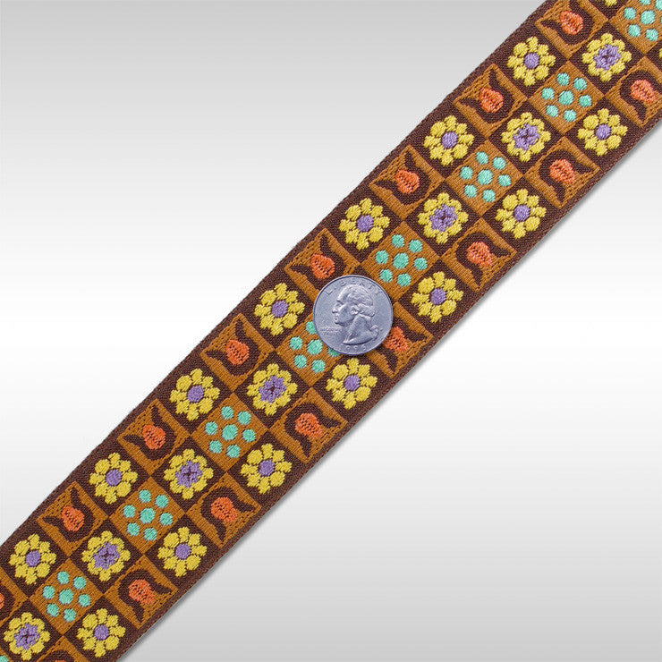 Jacquard Trim BR159 BR159 05 - NY Fashion Center Fabrics