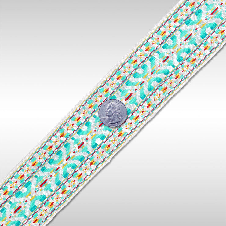 Jacquard Trim BR172 BR172 07 - NY Fashion Center Fabrics