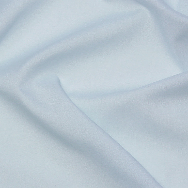 Polyester/Cotton Blend Batiste Baby Blue 466