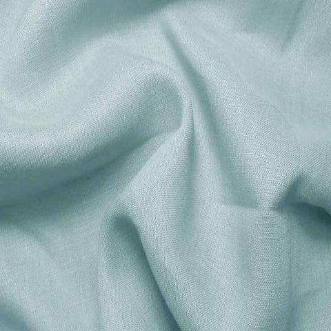 Handkerchief Linen Baby Blue - NY Fashion Center Fabrics