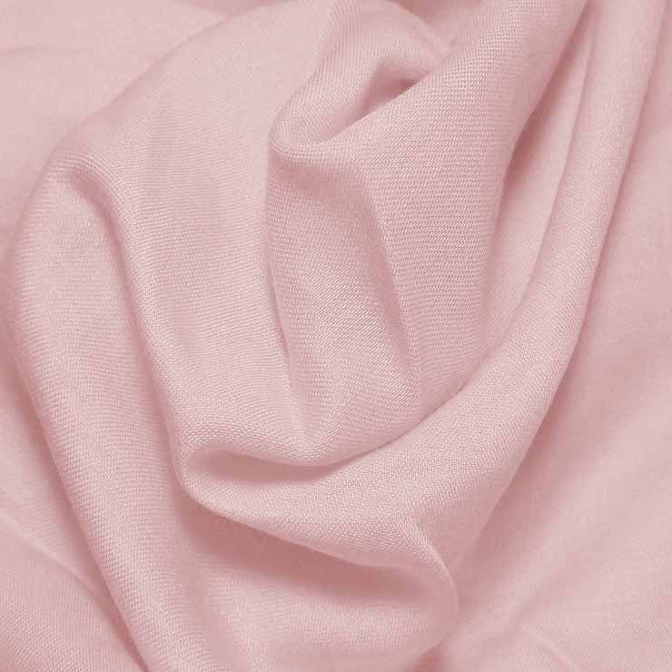 Cotton Blend Broadcloth - 30 Yard Bolt Ballet Pink 599 - NY Fashion Center Fabrics