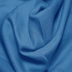 Cotton Blend Broadcloth - 30 Yard Bolt Banner Blue 534 - NY Fashion Center Fabrics