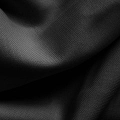 Wool Gabardine 9 oz. Black