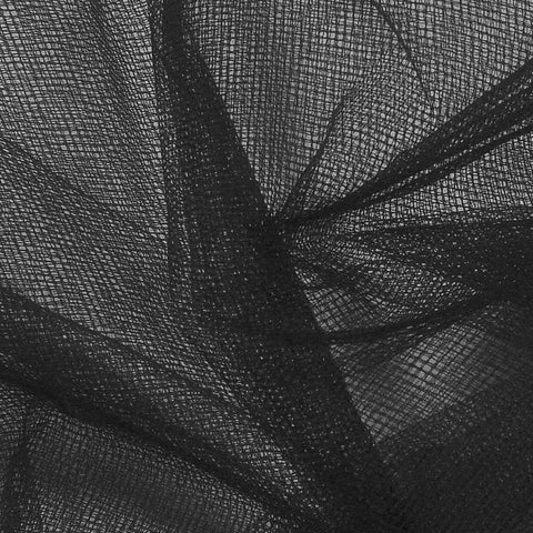 Nylon Tulle Black - NY Fashion Center Fabrics