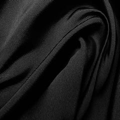 Silk Faille Black