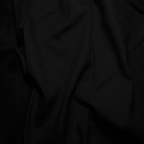 Cotton Canvas Duck Cloth - 10oz Black - NY Fashion Center Fabrics