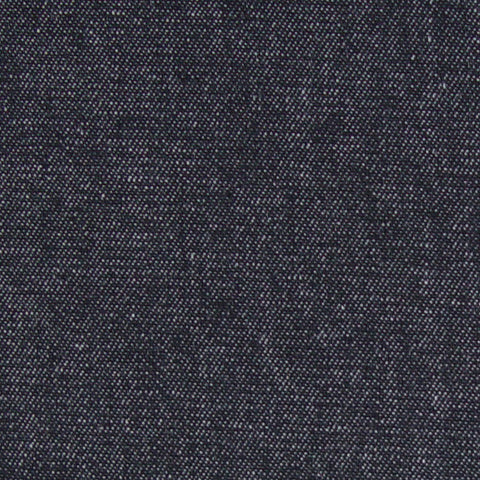 Cotton Denim (25 Yard Bolt) Black - NY Fashion Center Fabrics
