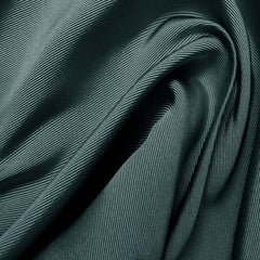Silk Faille Blue Grey