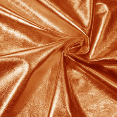 Metallic Lamb Leather Bronze - NY Fashion Center Fabrics