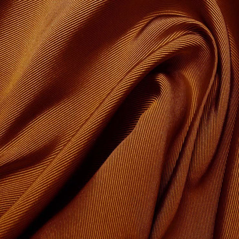 Silk Faille Bronze