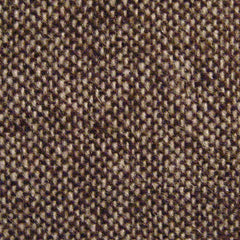 Wool Donegal Tweed Brown 15757