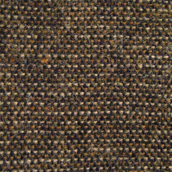 Donegal Tweed Blend Fabric Brown Birdseye Fabric By The