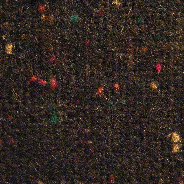Donegal Tweed Blend Fabric Brown Triblend 5477 - NY Fashion Center Fabrics