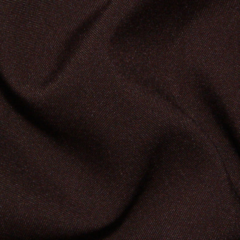 Polyester Poplin - 25 Yard Bolt Brown
