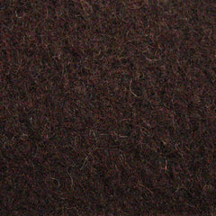 Wool Melton Brown 5100 N374