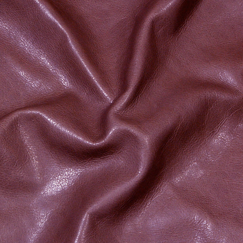 Executive leather Burgundy - NY Fashion Center Fabrics