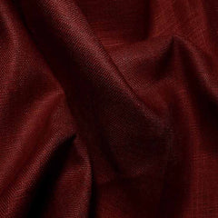 Lightweight Linen Burgundy - NY Fashion Center Fabrics