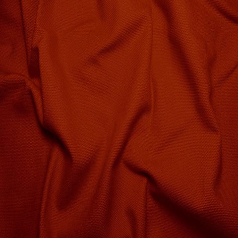Cotton Canvas Duck Cloth - 10oz Burnt Sienna - NY Fashion Center Fabrics