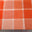 Window Pane Plaid Linen C 7003 Burnt Orange White