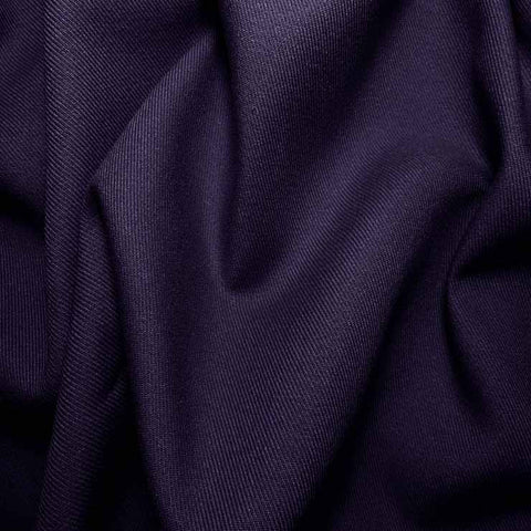 Polyester Whipcord C197 Purple
