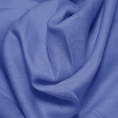 Cotton Blend Broadcloth - 30 Yard Bolt Calypso Blue 533 - NY Fashion Center Fabrics