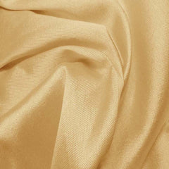 Silk Wool Fabric Champagne
