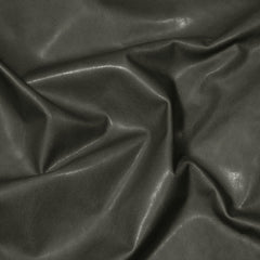 Condor Leather Charcoal Gray - NY Fashion Center Fabrics