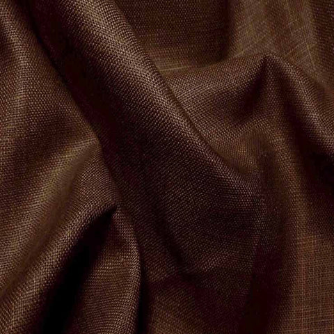 Lightweight Linen Chocolate - NY Fashion Center Fabrics
