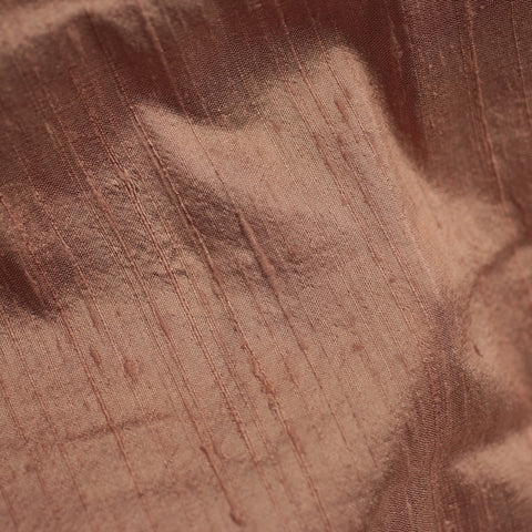 Imperial Silk Dupioni Cinnamon - NY Fashion Center Fabrics