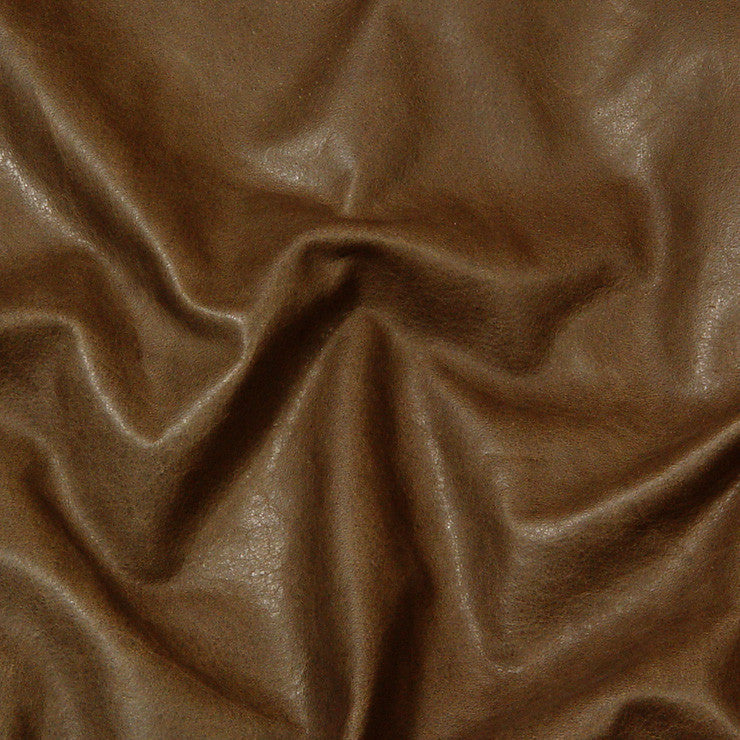 Condor Leather Cognac - NY Fashion Center Fabrics