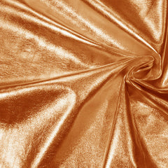 Metallic Lamb Leather Copper - NY Fashion Center Fabrics