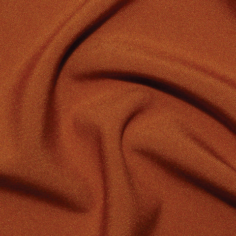 Polyester Poplin - 25 Yard Bolt Copper