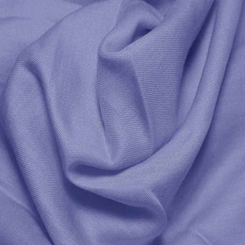 Cotton Blend Broadcloth - 30 Yard Bolt Cornflower 513 - NY Fashion Center Fabrics