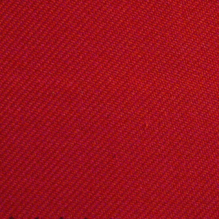 Polyester Serge Dark Red 1599