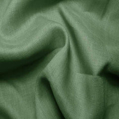 Handkerchief Linen Dark Sage - NY Fashion Center Fabrics