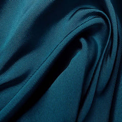 Silk Faille Deep Blue
