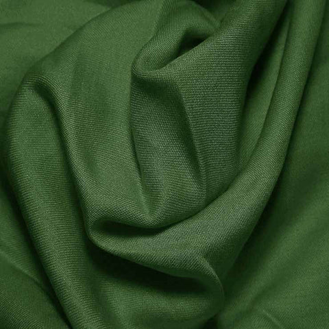 Cotton Blend Broadcloth - 30 Yard Bolt Deep Pine 569 - NY Fashion Center Fabrics