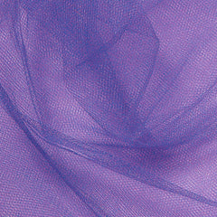 Nylon Tulle Deep Purple - NY Fashion Center Fabrics