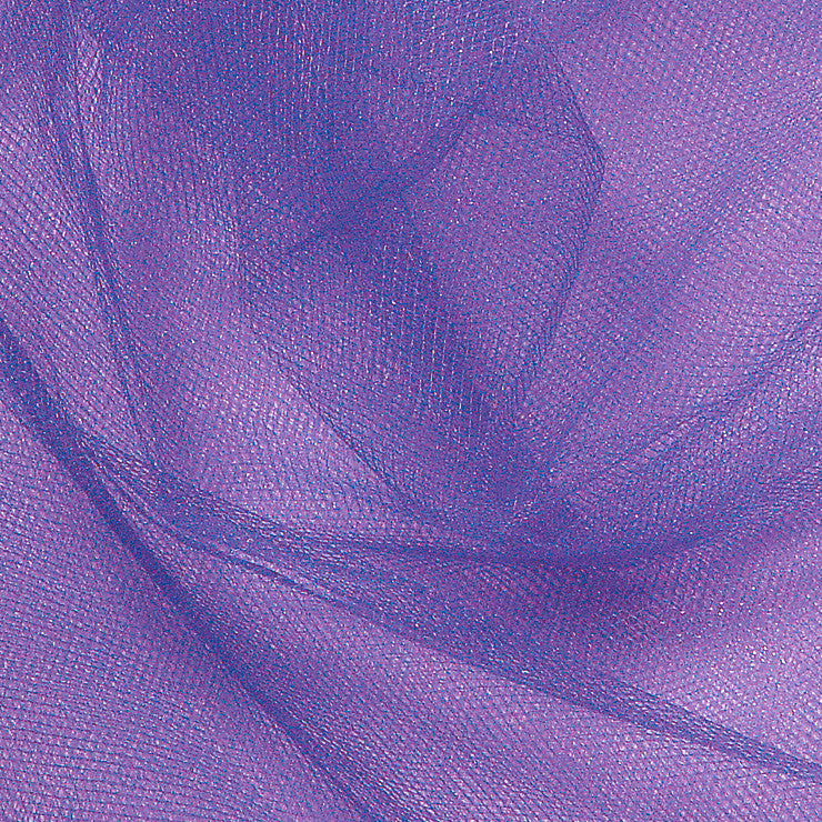 Nylon Tulle - 50 Yard Bolt Deep Purple