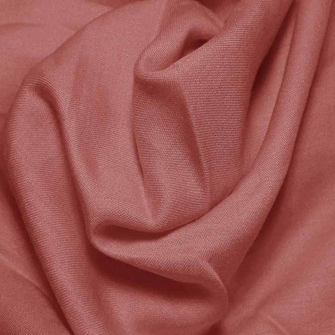 Cotton Blend Broadcloth - 30 Yard Bolt Dusty Rose 593 - NY Fashion Center Fabrics