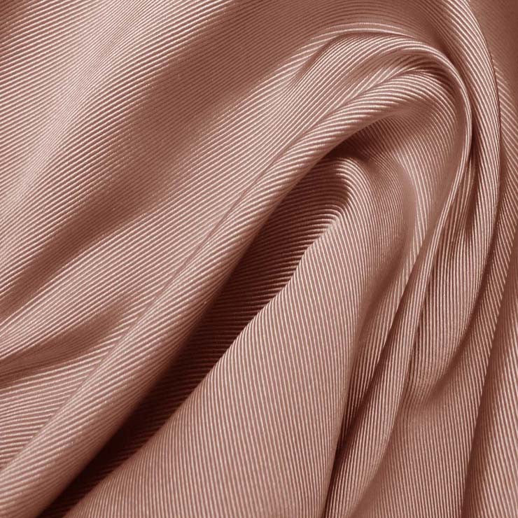 Silk Faille Dusty Rose