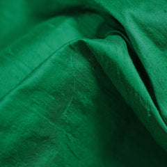 Imperial Silk Dupioni Evergreen - NY Fashion Center Fabrics