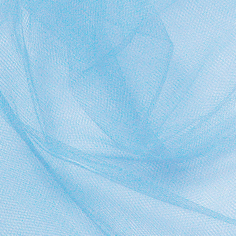 Nylon Tulle - 50 Yard Bolt F Blue - NY Fashion Center Fabrics