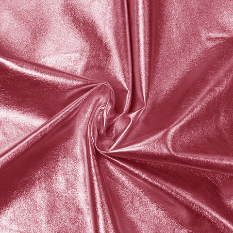 Metallic Lamb Leather Fuschia - NY Fashion Center Fabrics