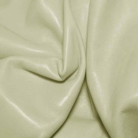 Aniline Calf Leather GC303 Avorio - NY Fashion Center Fabrics