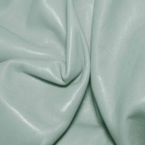 Aniline Calf Leather GC327 IceWhite - NY Fashion Center Fabrics
