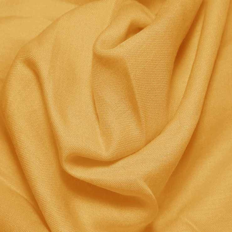 Cotton Blend Broadcloth - 30 Yard Bolt Gold Glow 549 - NY Fashion Center Fabrics
