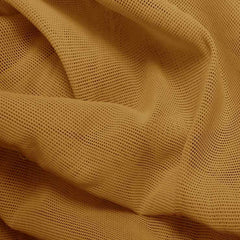 Nylon Powermesh Gold - NY Fashion Center Fabrics