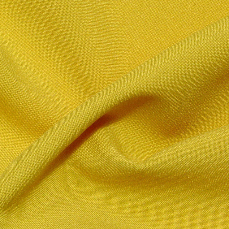 Polyester Poplin - 25 Yard Bolt Gold